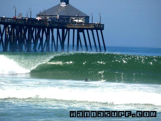 Imperial Beach Surfing In San Go County United States Of